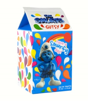The Smurfs Gutsy woda toaletowa dla dzieci 50 ml