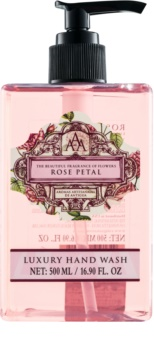 The Somerset Toiletry Co. Rose Petal tekoče milo za roke z vonjem vrtnic