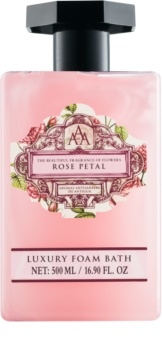The Somerset Toiletry Co. Rose Petal Bath Foam With The Scent Of Roses