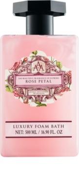 The Somerset Toiletry Co. Rose Petal spuma de baie cu esente de trandafiri