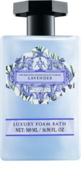The Somerset Toiletry Co. Lavender spuma de baie cu esente de lavanda