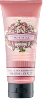 The Somerset Toiletry Co. Rose Petal Dusch- und Badgel mit Rosenduft