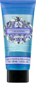 The Somerset Toiletry Co. Lavender gel de dus si baie