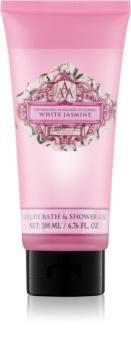 The Somerset Toiletry Co. White Jasmine sprchový a koupelový gel
