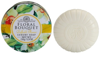 The Somerset Toiletry Co. Floral Bouquet Daffodil Flower Luxurious Bar Soap
