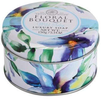The Somerset Toiletry Co. Floral Bouquet Wild Tulip luxusní tuhé mýdlo