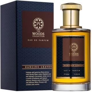 The Woods Collection Dancing Leaves eau de parfum mixte 100 ml