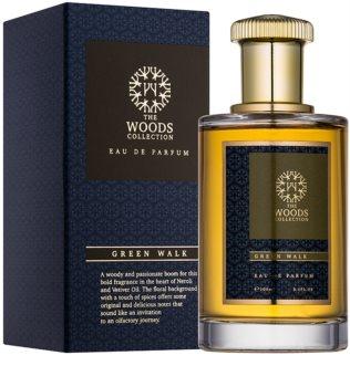 The Woods Collection Green Walk parfumska voda uniseks 100 ml