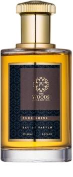 The Woods Collection Pure Shine eau de parfum unisex 100 ml