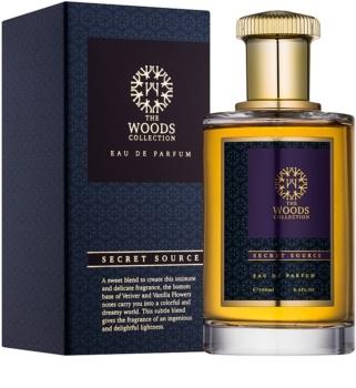 The Woods Collection Secret Source parfémovaná voda unisex 100 ml