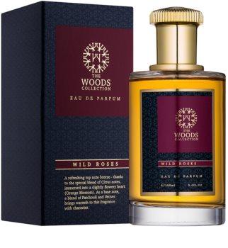 The Woods Collection Wild Roses eau de parfum mixte 100 ml