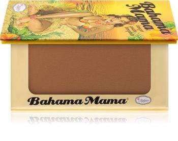 theBalm Bahama Mama бронзант, хайлайтър и сенки за очи в едно