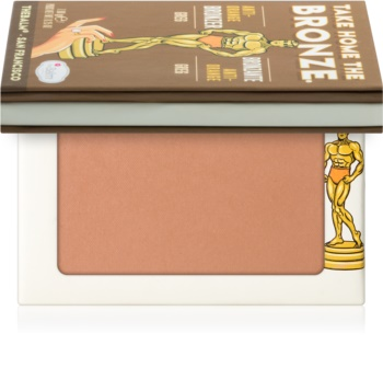theBalm Take Home The Bronze бронзер