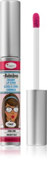 theBalm theBalmJour brillant à lèvres ultra pigmenté