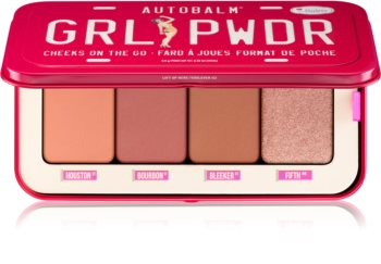 theBalm Autobalm Grl Pwdr palette de blush