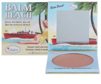 theBalm Balm Beach dolgoobstojno rdečilo