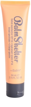 theBalm BalmShelter Tinted Hydrating Cream SPF 18