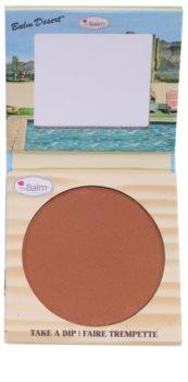 theBalm Desert blush pentru bronz