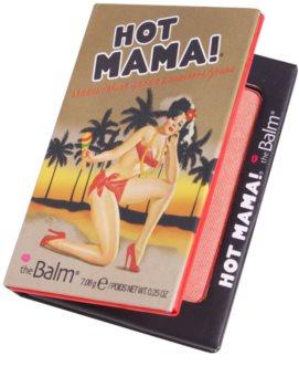 theBalm Hot Mama! рум'яна та тіні для повік в одному