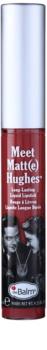 theBalm Meet Matt(e) Hughes стійка рідка помада