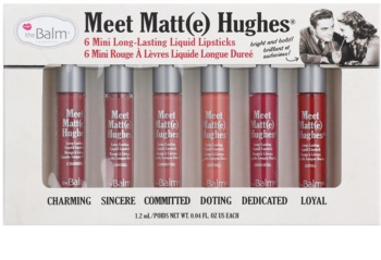 theBalm Meet Matt(e) Hughes coffret I.