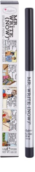 theBalm Mr. Write (Now) eyeliner khol