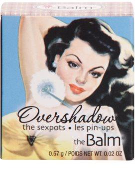 theBalm Overshadow minerálne očné tiene