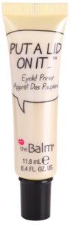 theBalm Put A Lid On It основа для тіней для повік