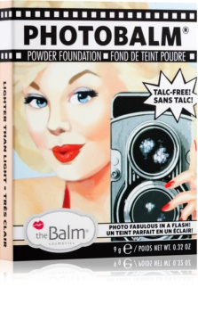 theBalm Photobalm компактна тональна крем-пудра
