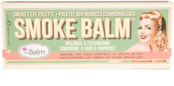 theBalm Smoke Balm Volume  paleta očních stínů