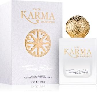 thomas sabo eau de karma happiness eau de parfum pentru femei 50 ml. Black Bedroom Furniture Sets. Home Design Ideas