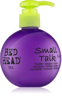 TIGI Bed Head Small Talk gel krema za volumen