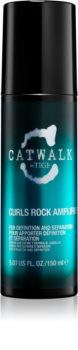 TIGI Catwalk Curlesque krém  hullámos és dauerolt hajra