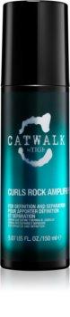 TIGI Catwalk Curlesque krema za valovite lase in lase s trajno ondulacijo