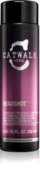TIGI Catwalk Headshot acondicionador regenerador intenso para cabello químicamente tratado