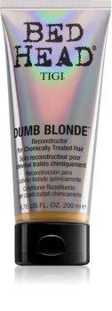 TIGI Bed Head Dumb Blonde odżywka do włosów rozjaśnianych