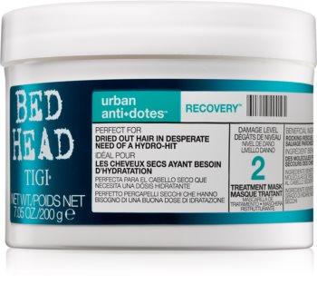 TIGI Bed Head Urban Antidotes Recovery maseczka regenerująca do włosów suchych i zniszczonych