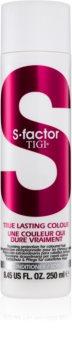 TIGI S-Factor True Lasting Colour zaščitni balzam za barvane lase