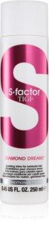 TIGI S-Factor Diamond Dreams après-shampoing pour des cheveux brillants et doux