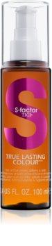 TIGI S-Factor True Lasting Colour olajos ápolás festett hajra