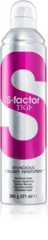 TIGI S-Factor Styling λακ μαλλιών