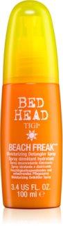 TIGI Bed Head Beach Freak hydratačný sprej pre jednoduché rozčesávanie vlasov