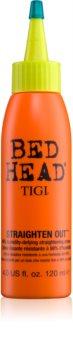 TIGI Bed Head Straighten Out creme para alisamento de cabelo