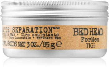 TIGI Bed Head B for Men Matte Separation cera matificante para cabello