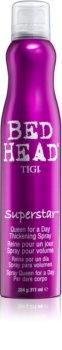 TIGI Bed Head Superstar spray para volume e forma