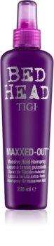 TIGI Bed Head Maxxed-Out lak na vlasy extra silné spevnenie