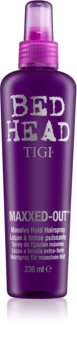 TIGI Bed Head Maxxed-Out λακ μαλλιών πολύ δυνατό κράτημα