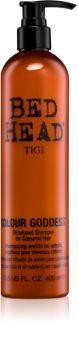 TIGI Bed Head Colour Goddess olejový šampon pro barvené vlasy