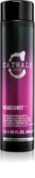 TIGI Catwalk Headshot regenerirajući šampon za kemijski tretiranu kosu