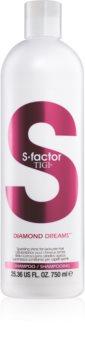 TIGI S-Factor Diamond Dreams šampon za sijaj in mehkobo las